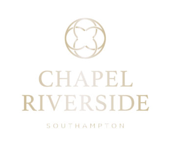Inland Homes Chapel Riverside logo in Southampton