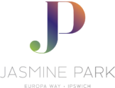 Inland Homes Jasmine Park logo at Europa Way, Ipswitch