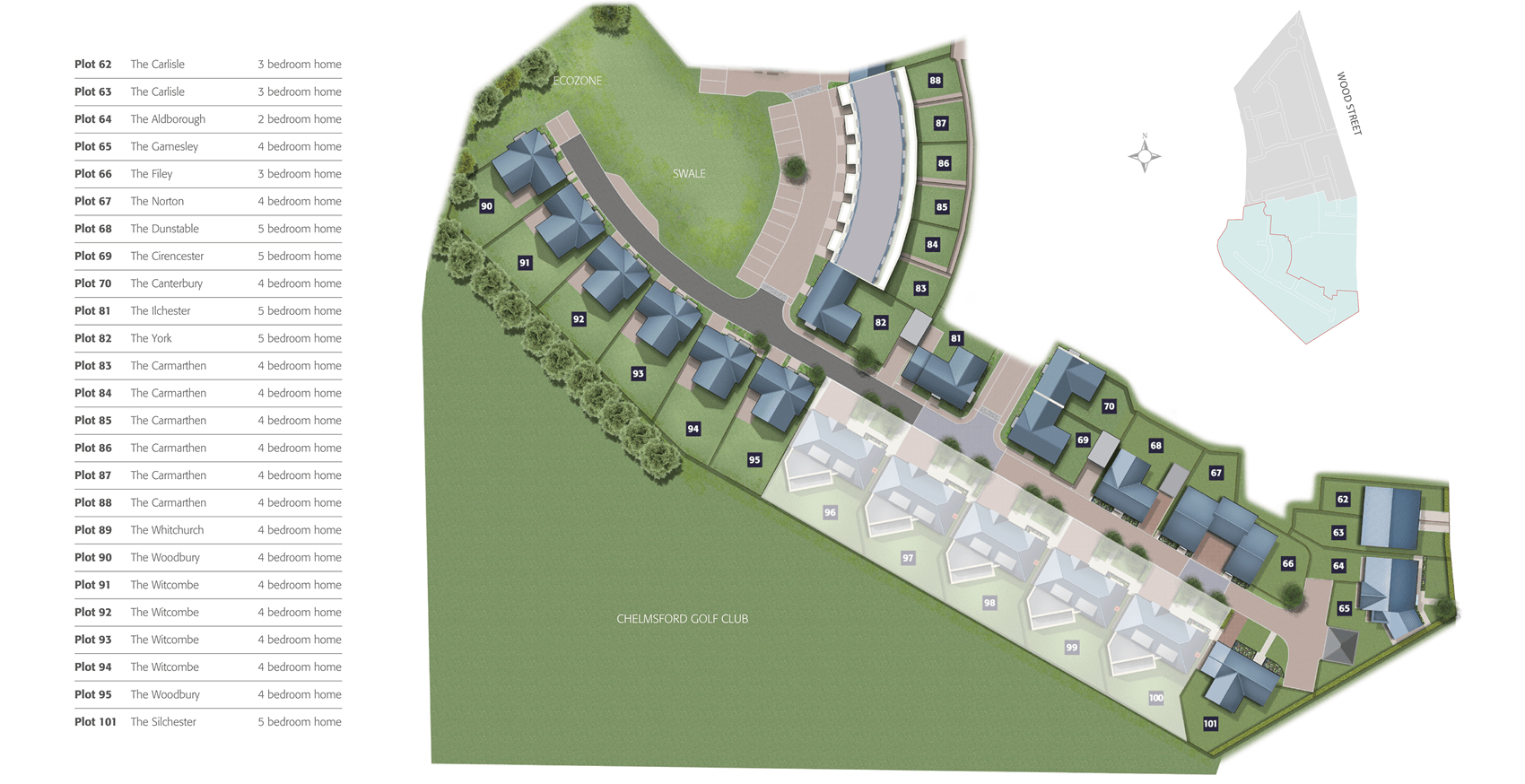 Stjohns Site Plan