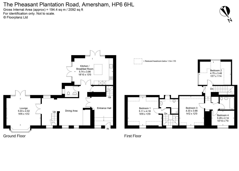 The Pheasant Floor Plan