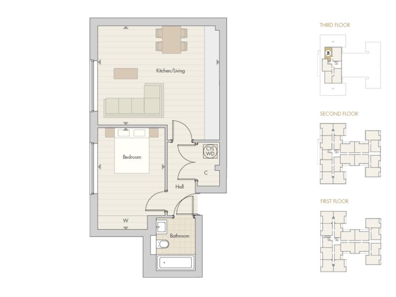 Apartment 35