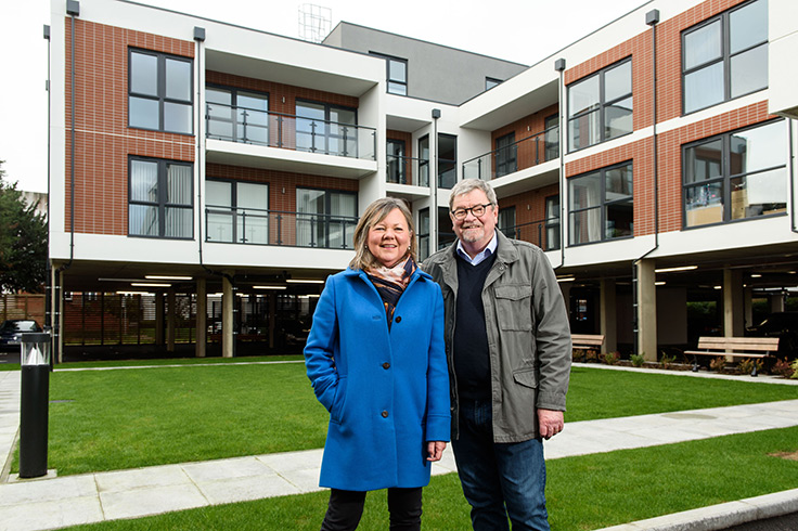 Roy and Eunice Barrett Venue Maidenhead by Inland Homes